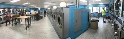 Bubble Room Coin Laundromat - Kansas City, Overland Park